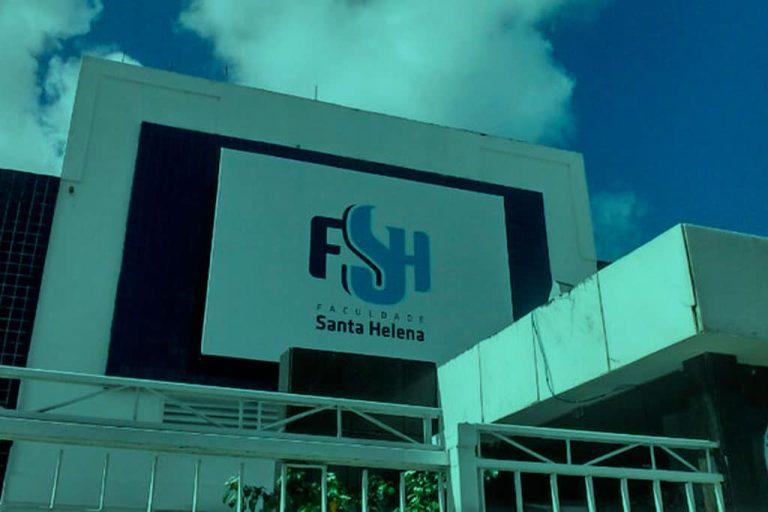 Faculdade Santa Helena a melhor faculdade no recife